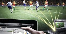Parieur ordinateur tablette football